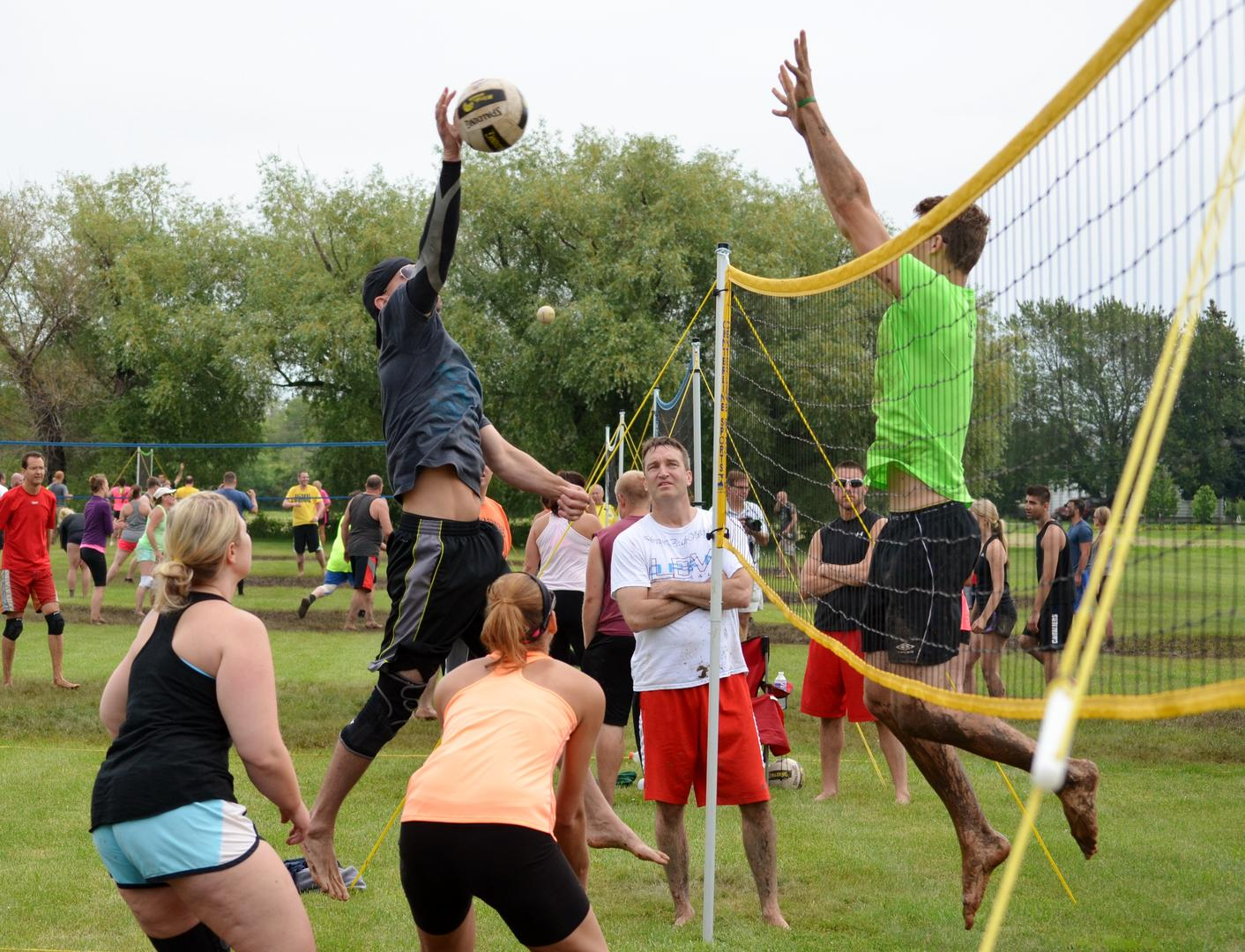 """Put-In-Bay """"Classic"""" Volleyball Tournament"""