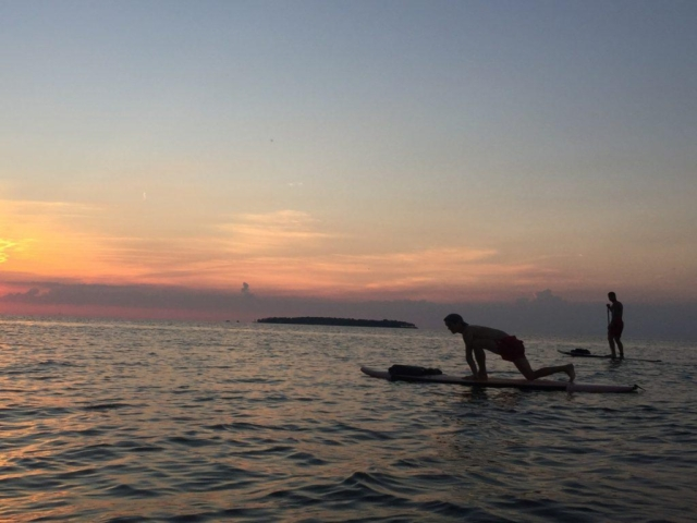 Put-in-Bay Paddle Boarding