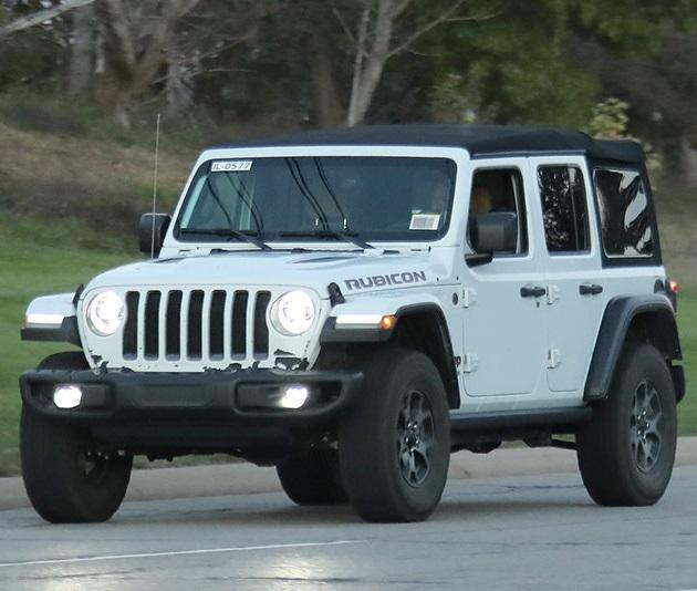 Annual Put-in-Bay Jeep Invasion