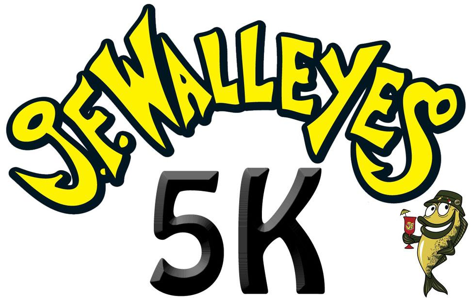 J.F. Walleye's 5K on Middle Bass Island