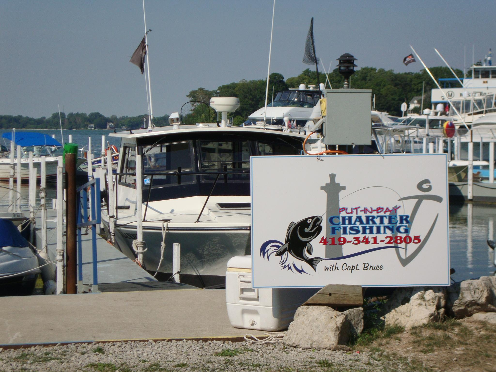 Put-in-Bay Charter Fishing