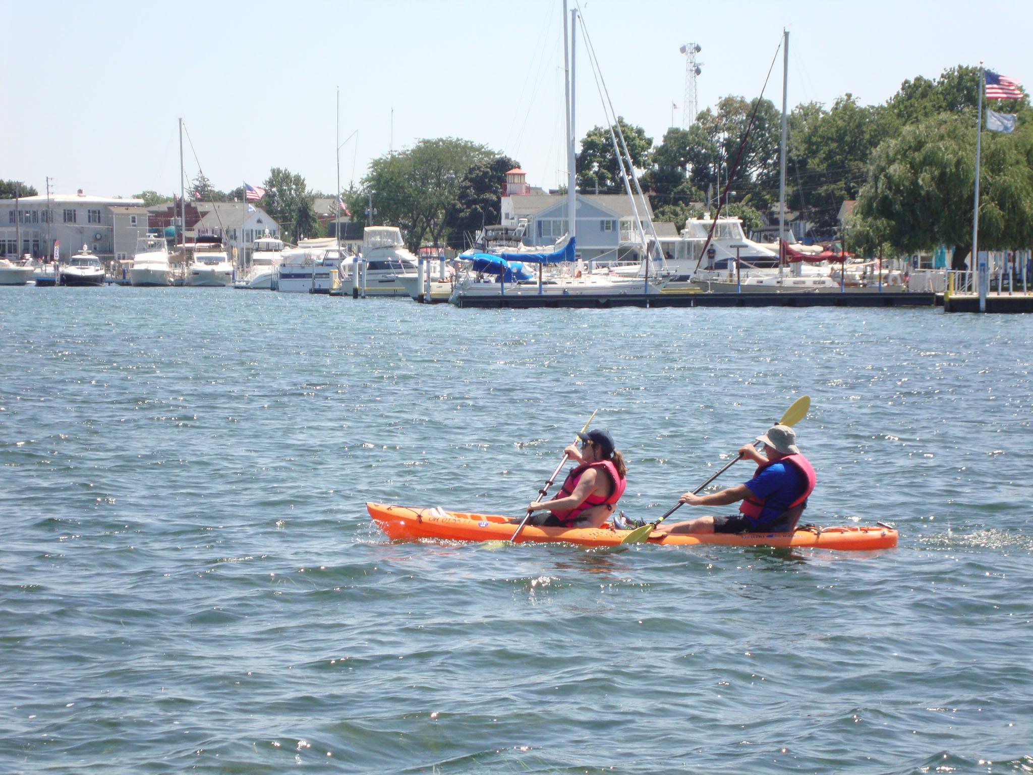 Put in Bay Kayaking