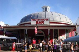 Round House Bar in Downtown Put-in-Bay