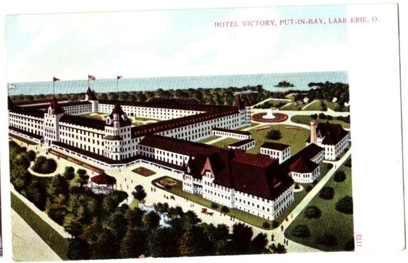 "Hotel Victory: Put-in-Bay's ""Grandest"" Memory"