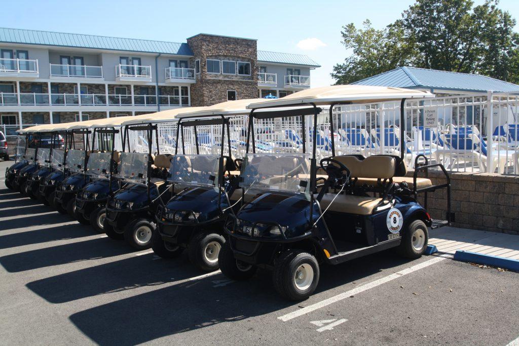 Condos Golf Carts