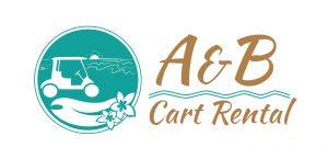 ab cart rental logo
