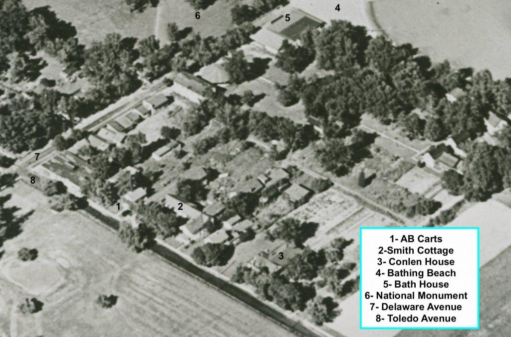 south shore subdivision 1930s