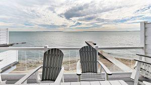 Put-in-Bay Condos Deck