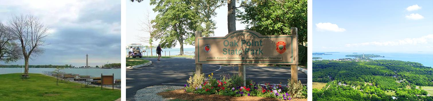 Oak Point State Park