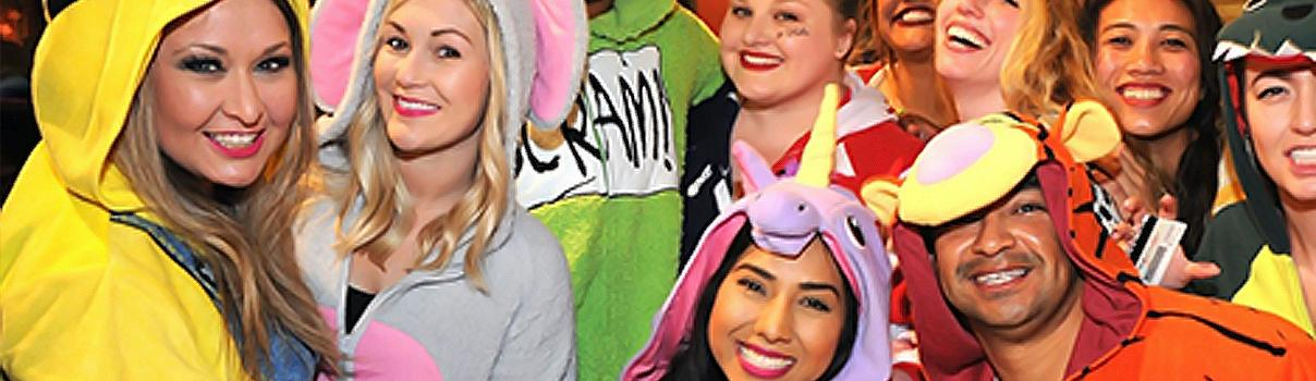 Mr. Ed's Classic Pajama Party – Cancelled