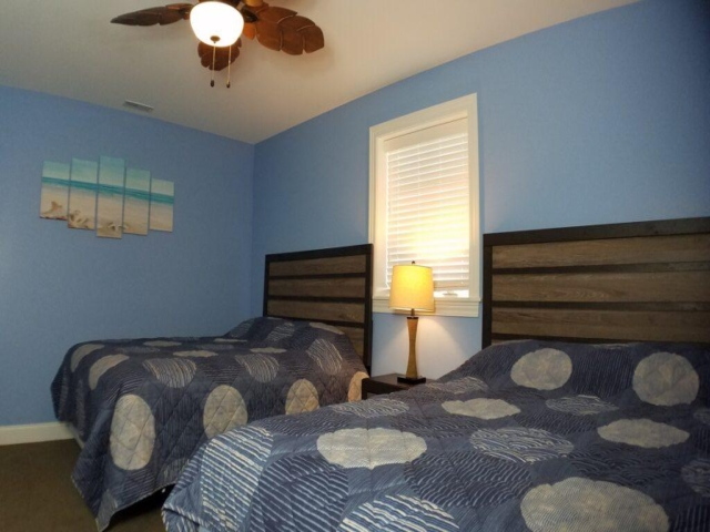 Put-in-Bay Waterfront Condos Bedroom