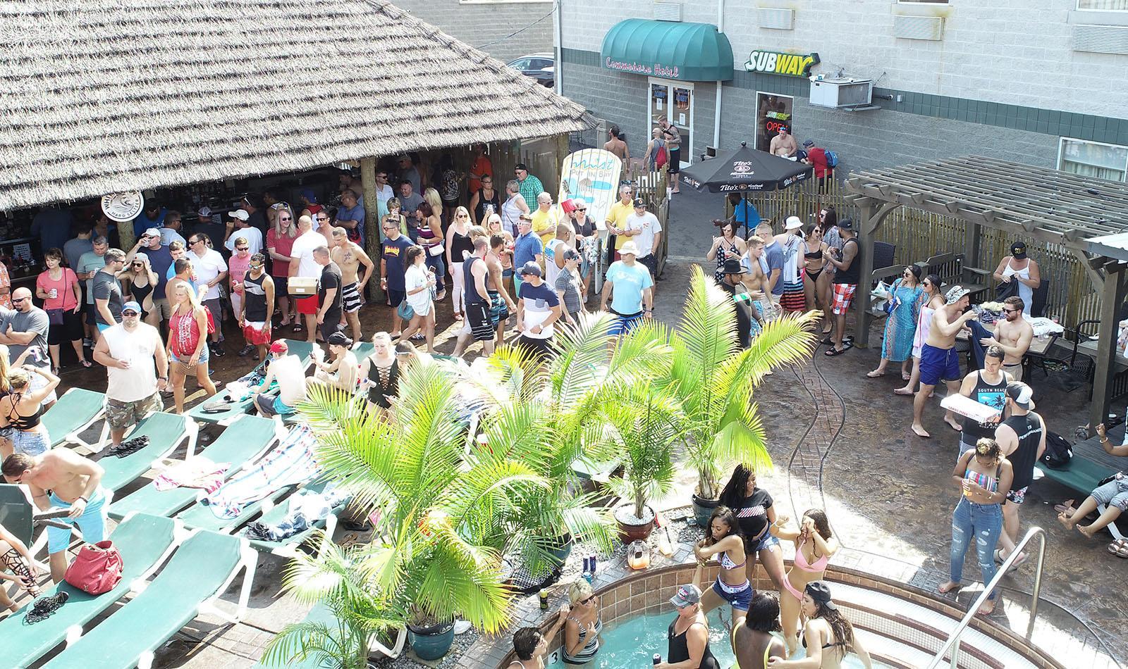 Commodore Resort Pool