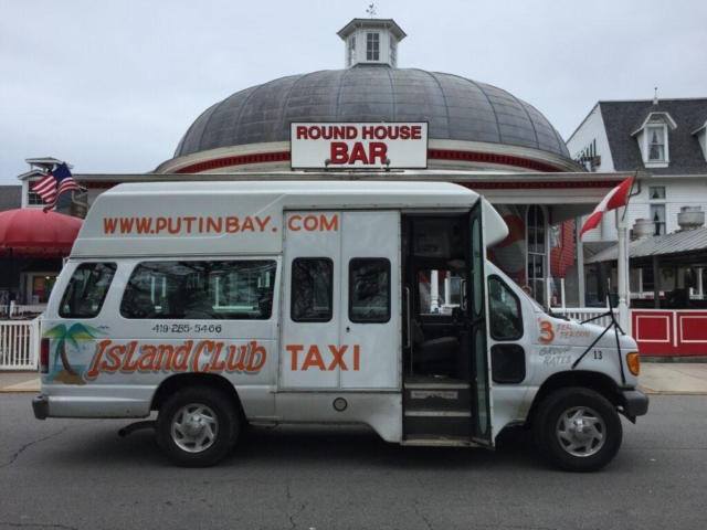 Put-in-Bay Island Club Taxi