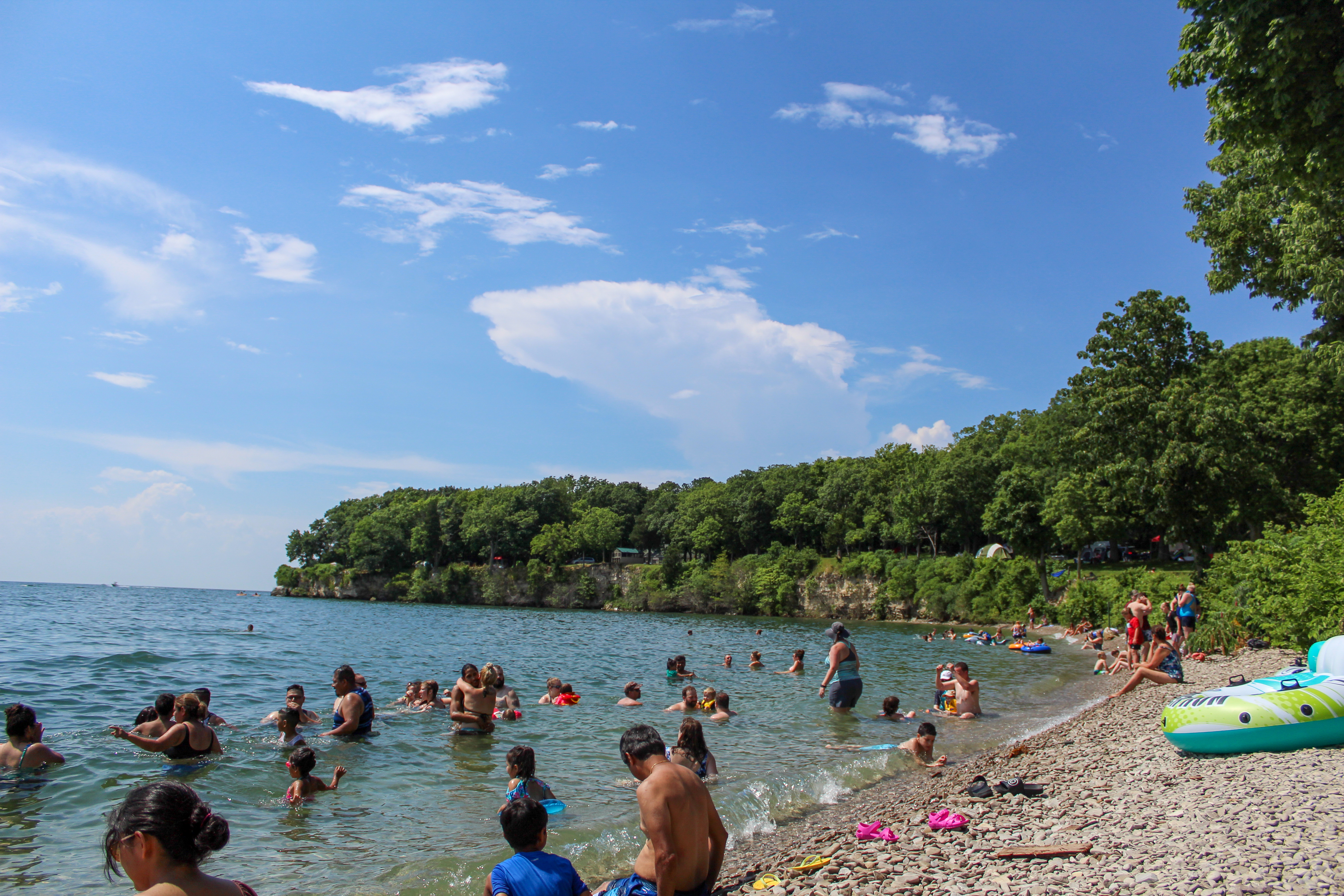 Lake Erie named Coolest Lake in Ohio