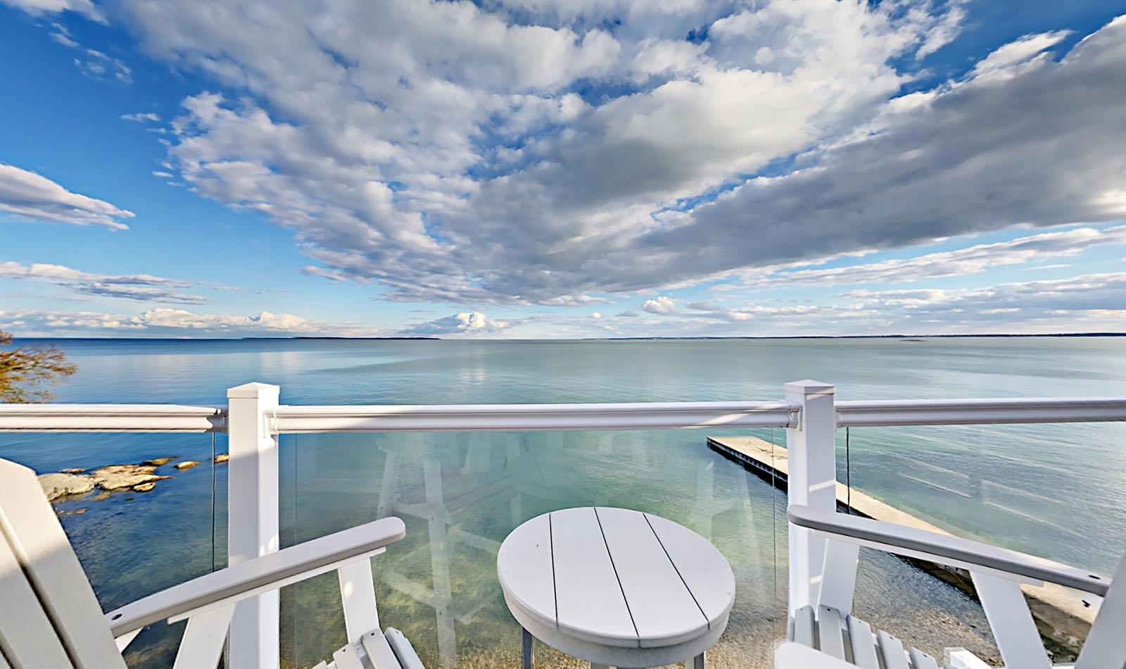 Put-in-Bay Waterfront Condos View