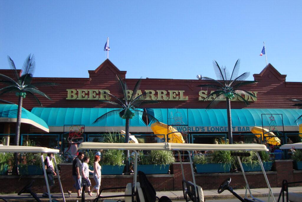 Beer Barrel Saloon