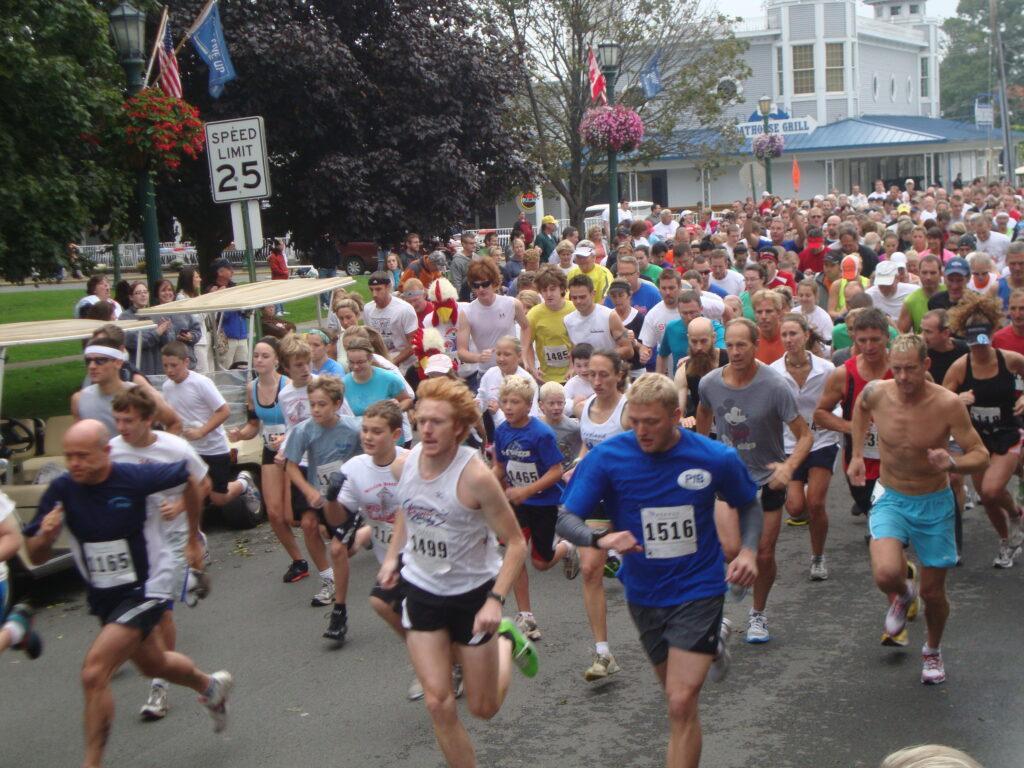 Miller Boatline 5K Race