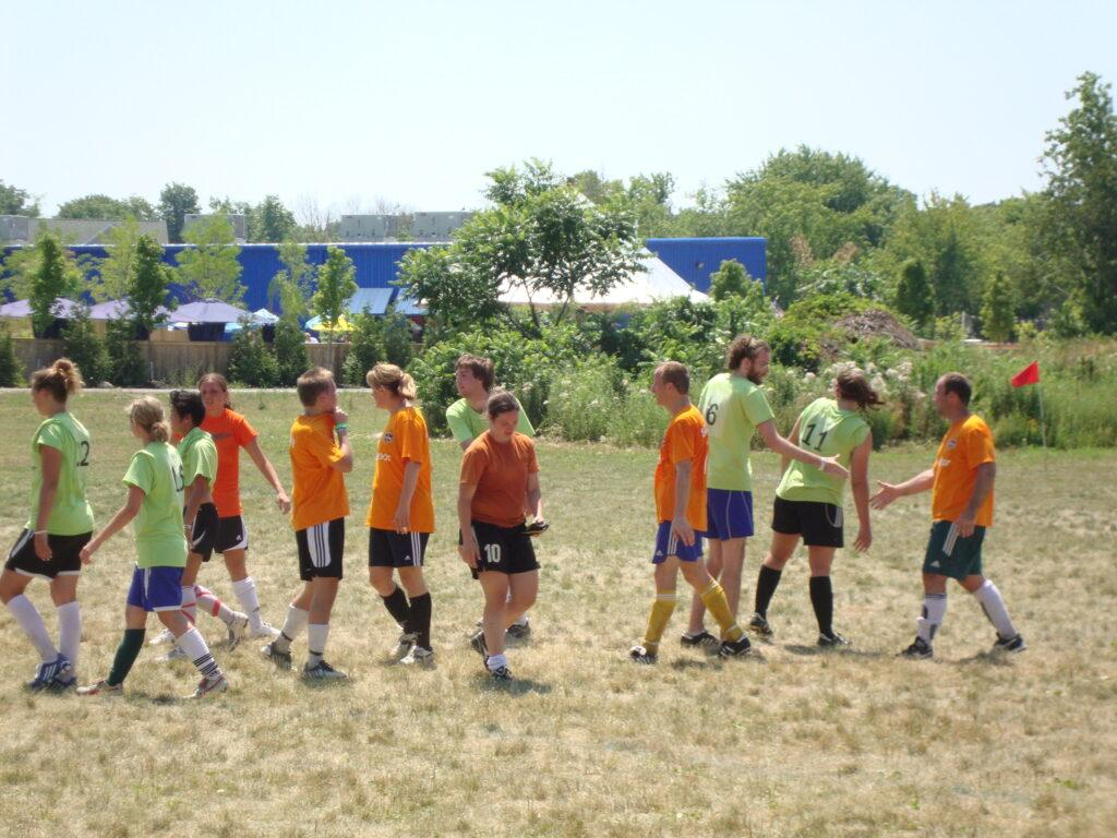 6x6 Soccer Tourney
