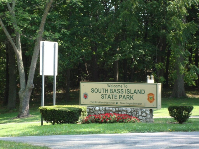 South Bass Island State Park Campgrounds