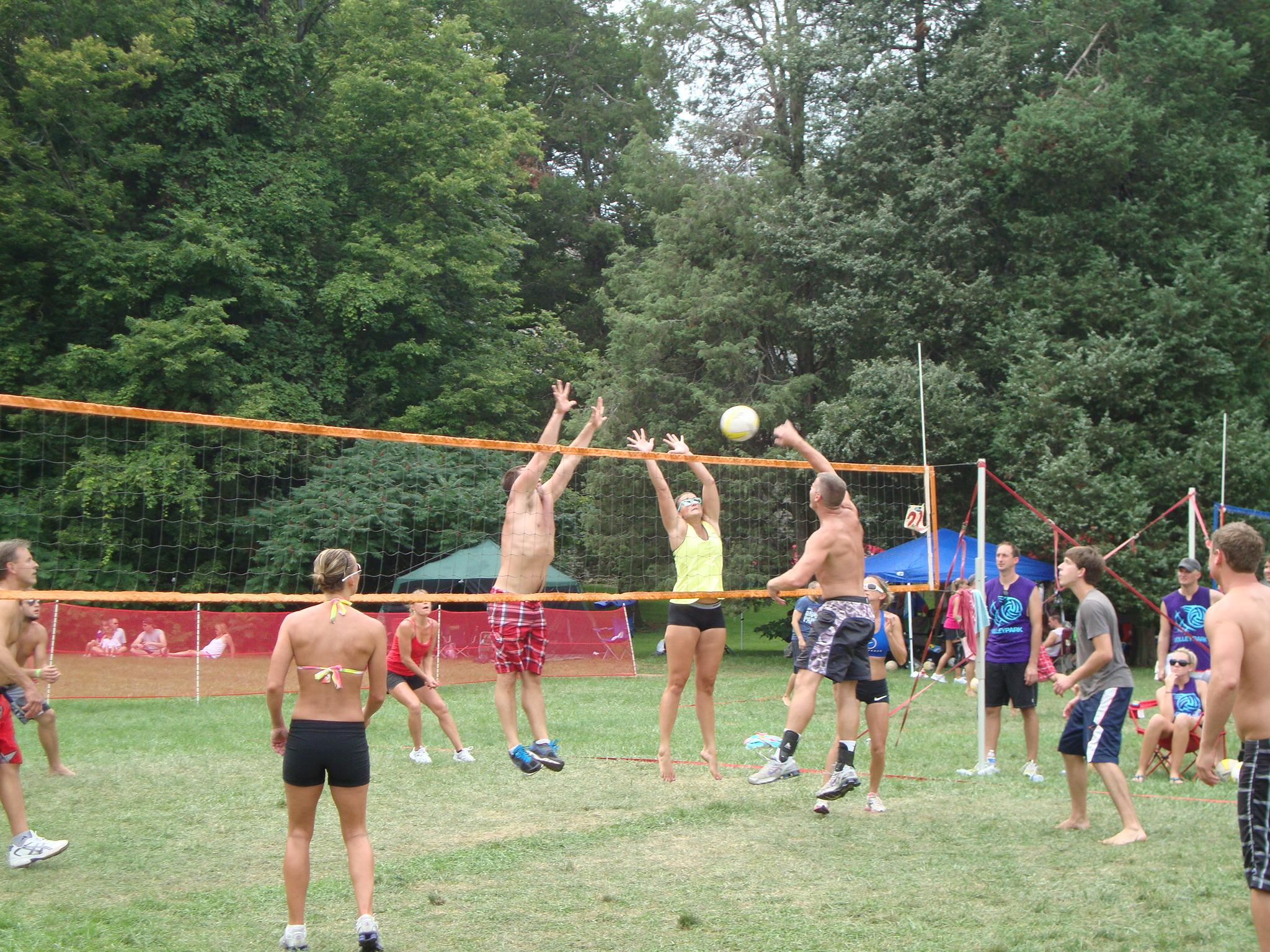 Volleyball Battle