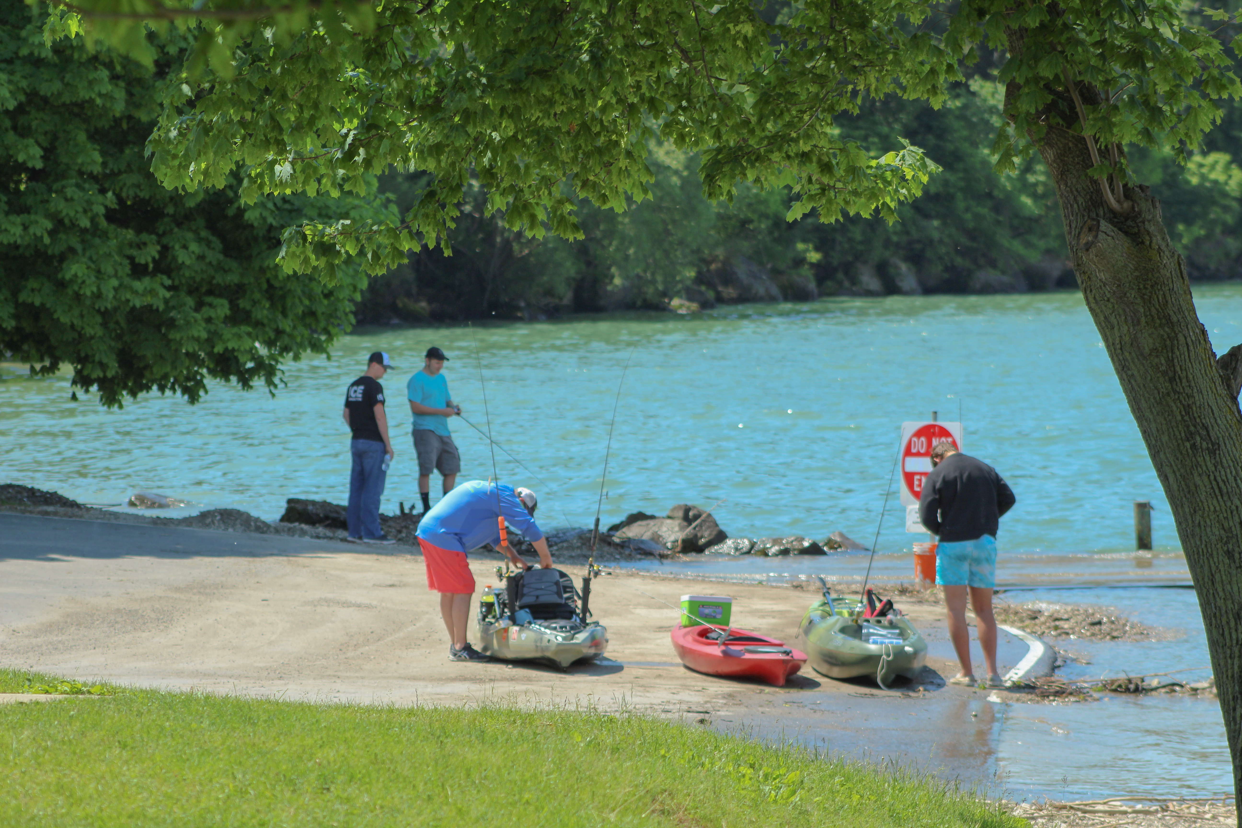 Lake Erie Islands Water Trail is Ohio's 12th