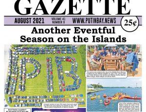 August 2021 Gazette – Tours, Fundraisers, & Monument Open!