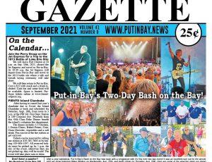 September 2021 Gazette – Put-in-Bay 2021 Vintage Races
