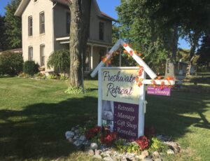 Freshwater Retreat: Bed and Breakfast in Put-In-Bay