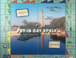 Put-in-Bay-Opoly – Happy National Play Monopoly Day