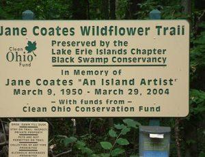 Jane Coates Wildflower Trail