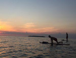 Bay Paddleboarding
