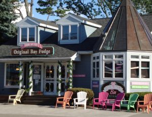 The Put-in-Bay Candy Bar