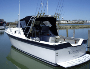 Char-Tom Sport Fishing Charters