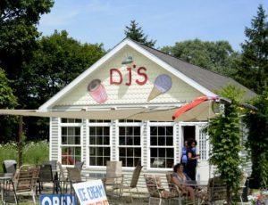 DJ's Ice Cream