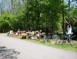 South Bass Island Garage Sale