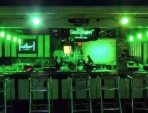 The Green Room at Mr. Ed's