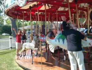 Kimberly's Carousel