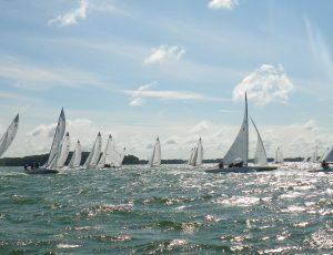 Invitational Mills Trophy Sailing Race