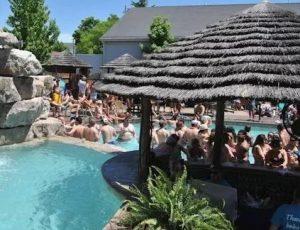 MIST Pool Bar