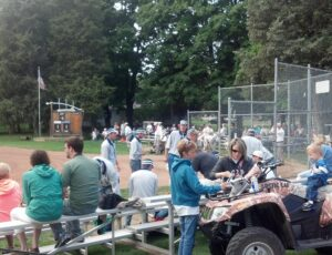 OHS Muffins vs Put-in-Bay Mossbacks Baseball Game