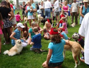 Put-in-Bay Ohio Pooch Parade