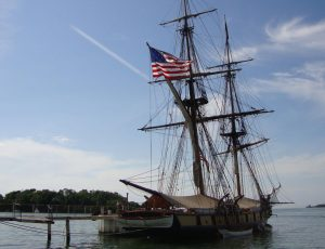 Put-in-Bay Maritime Celebration with US Brig Niagara