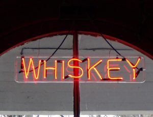 Whiskey Light Lighting at the Round House